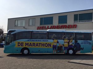 bus musical De Marathon