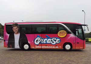 bus musical Grease