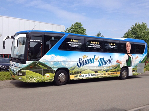 bus musical The Sound of Music